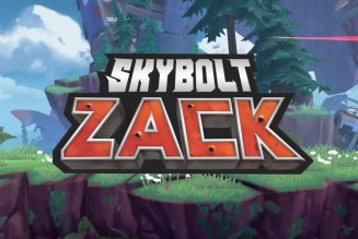 Conoce Skybolt Zack un frenético indie para Steam y Switch