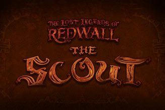 The Lost Legends of Redwall