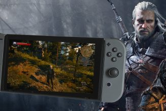The Witcher 3 sí llegará a Nintendo Switch