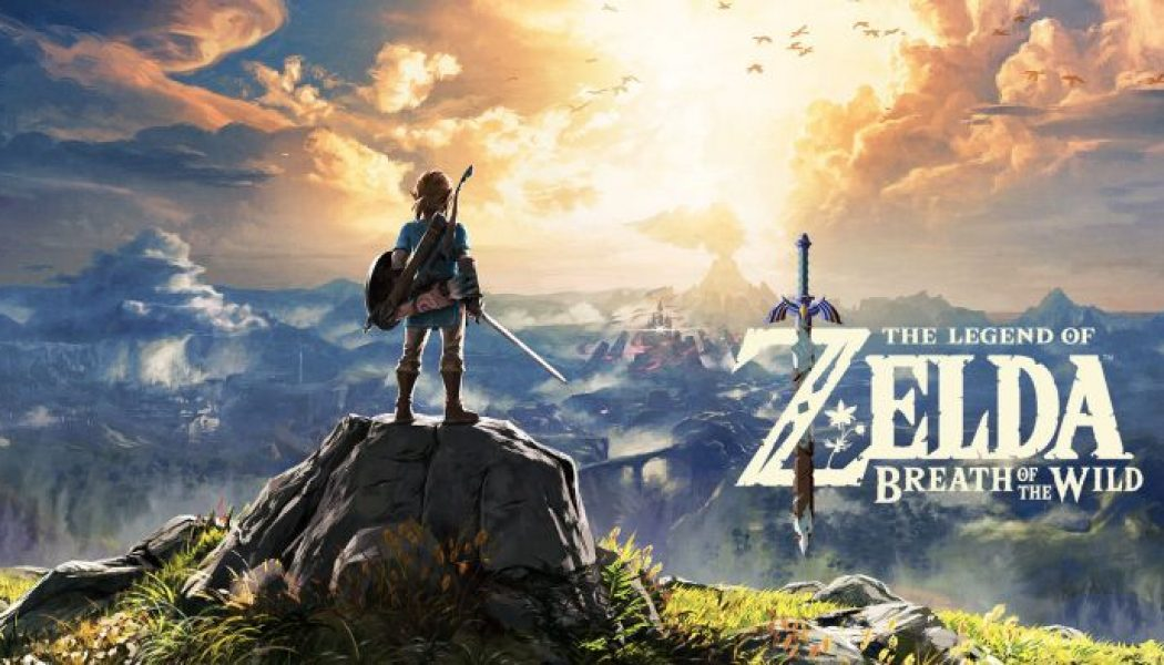 Mira el trailer de lo que será Zelda Breath Of The Wild 2