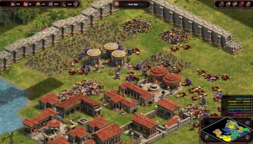 Revelan Age of Empires II: Definitive Edition