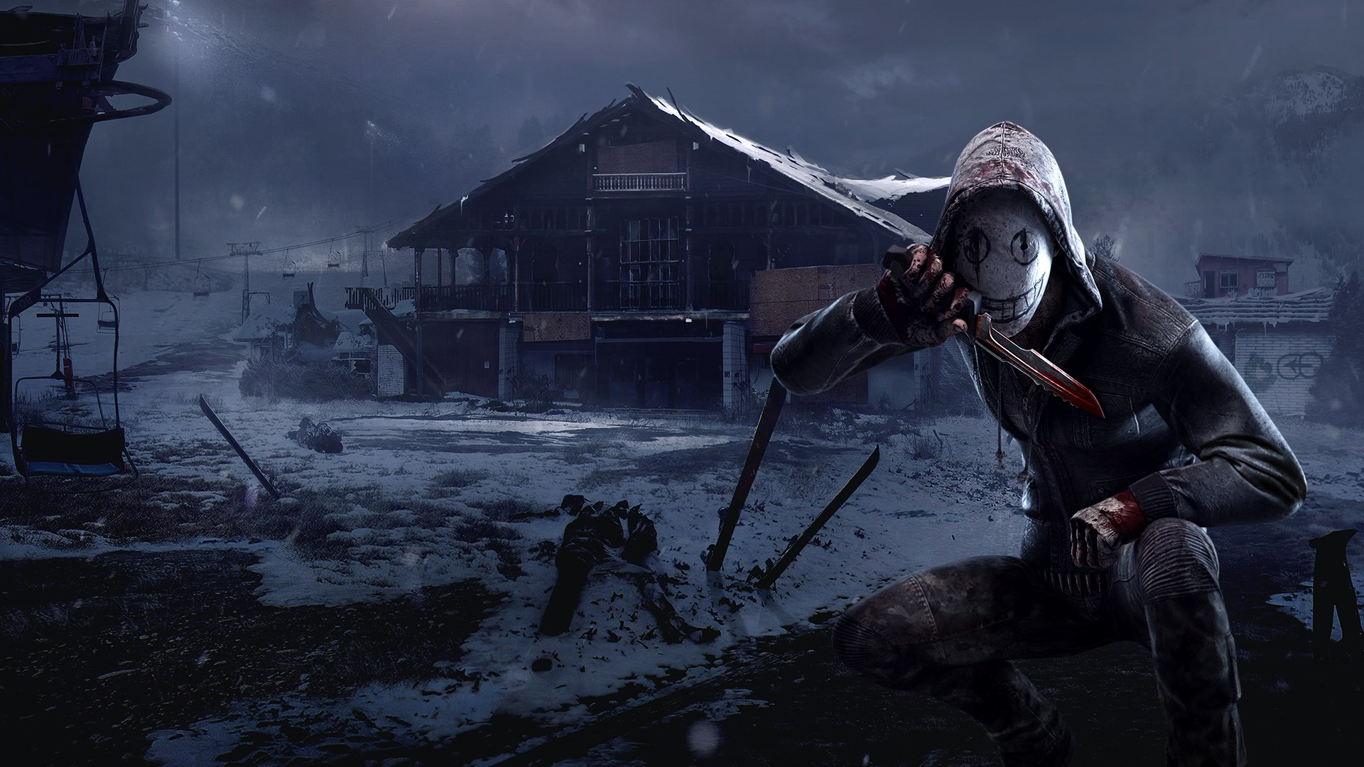 Dead By Daylight Llegará A Ios Y Android Capital Gaming