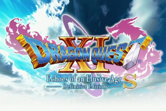 Conoce el mundo de Erdrea en Dragon Quest XI S para Switch
