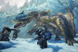 Monster Hunter World: Iceborne tendrá Beta en PS4