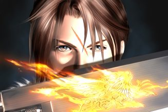 Se rumora Remake de Final Fantasy VIII