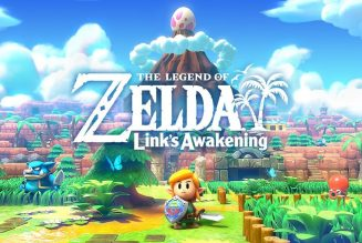 Comparan la Cordillera Tal Tal de TLOZ: Link's Awakening para Game Boy vs Switch