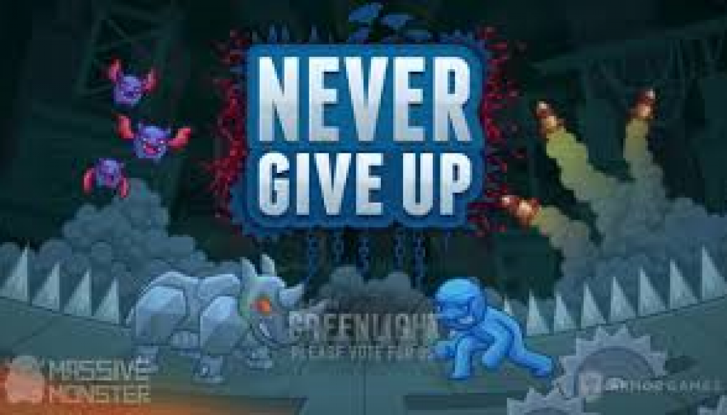 Never Give Up llega a Nintendo Switch