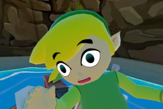 Encuentran Outset Island del Wind Waker en Breath of the Wild