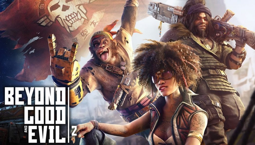 Se revelan detalles interesantes de Beyond Good And Evil 2