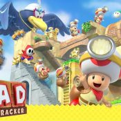 Captain Toad: Treasure Tracker para Switch se vuelve VR