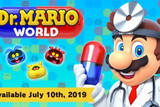 Mira los primeros gameplays de Dr. Mario World