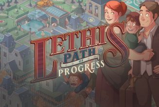 Administra una ciudad Steampunk en Lethis – Path of Progress