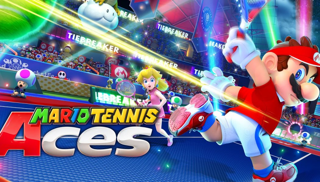 Dry Bowser jugable en Mario Tennis Aces