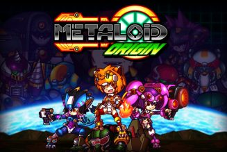 Metaloid Origin llegará a Nintendo Switch