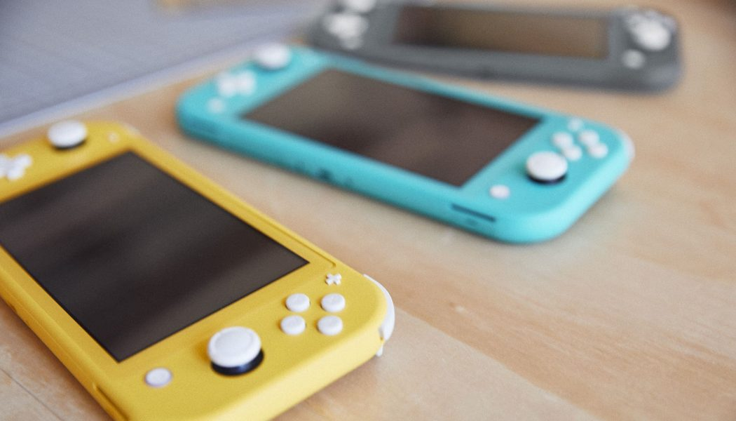 Fan recrea diferentes skins para Nintendo Switch Lite