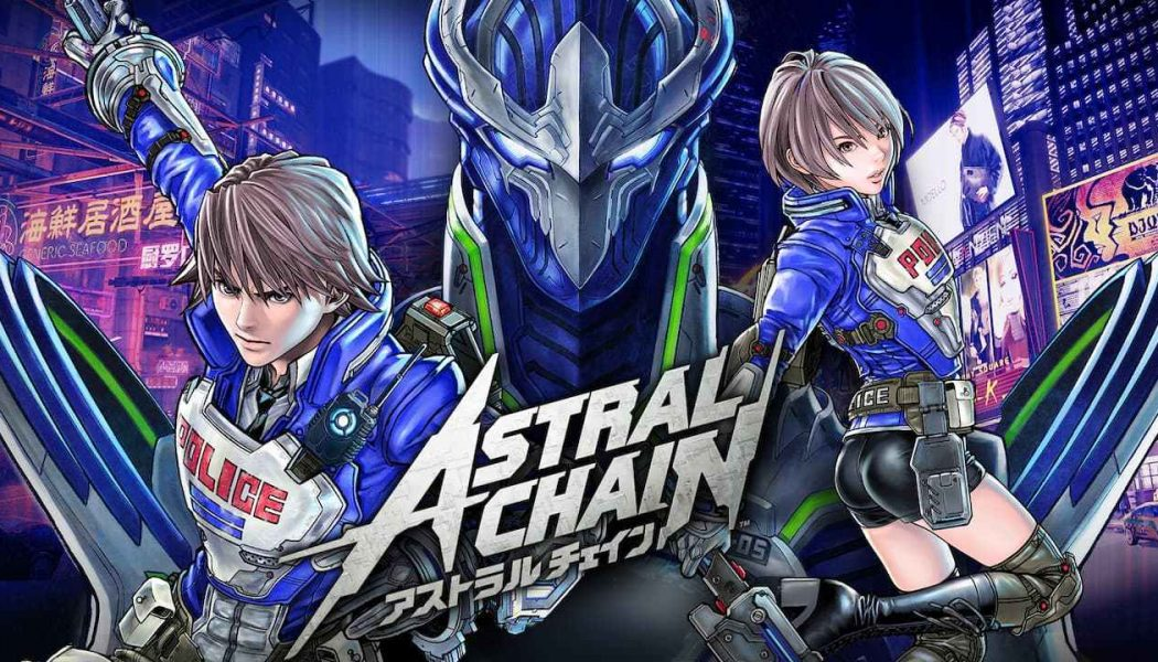 Nintendo muestra gameplay exclusivo de Astral Chain para la Gamescom 2019