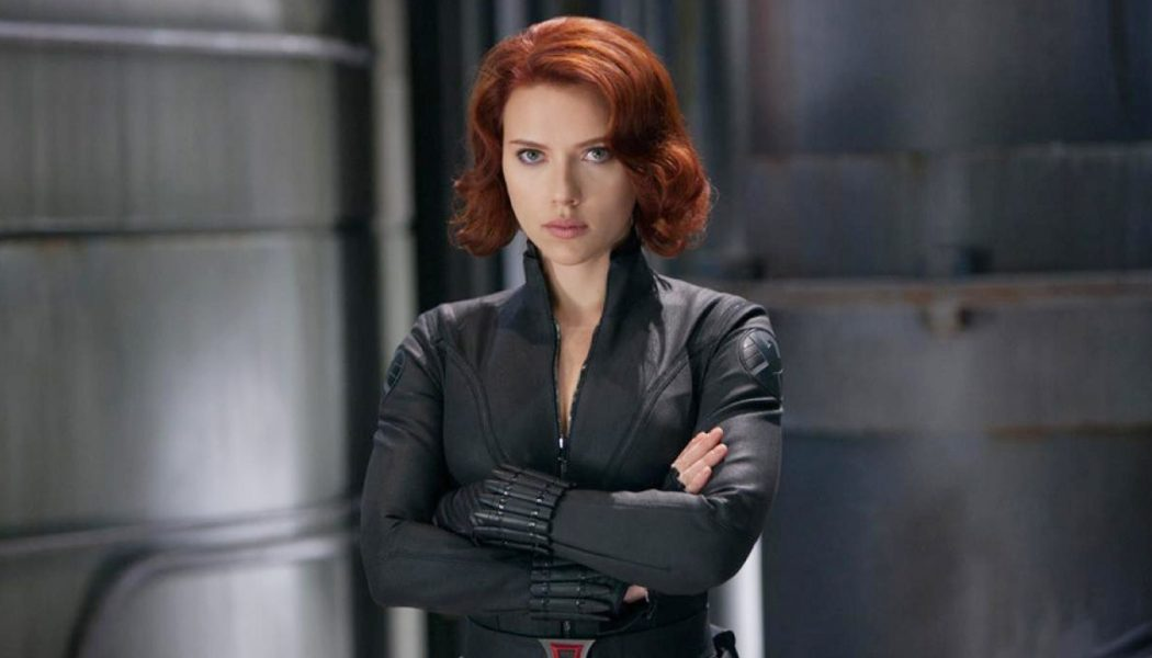 Black Widow la película