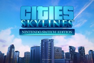 Cities: Skylines para Nintendo Switch ya está disponible en Norteamérica