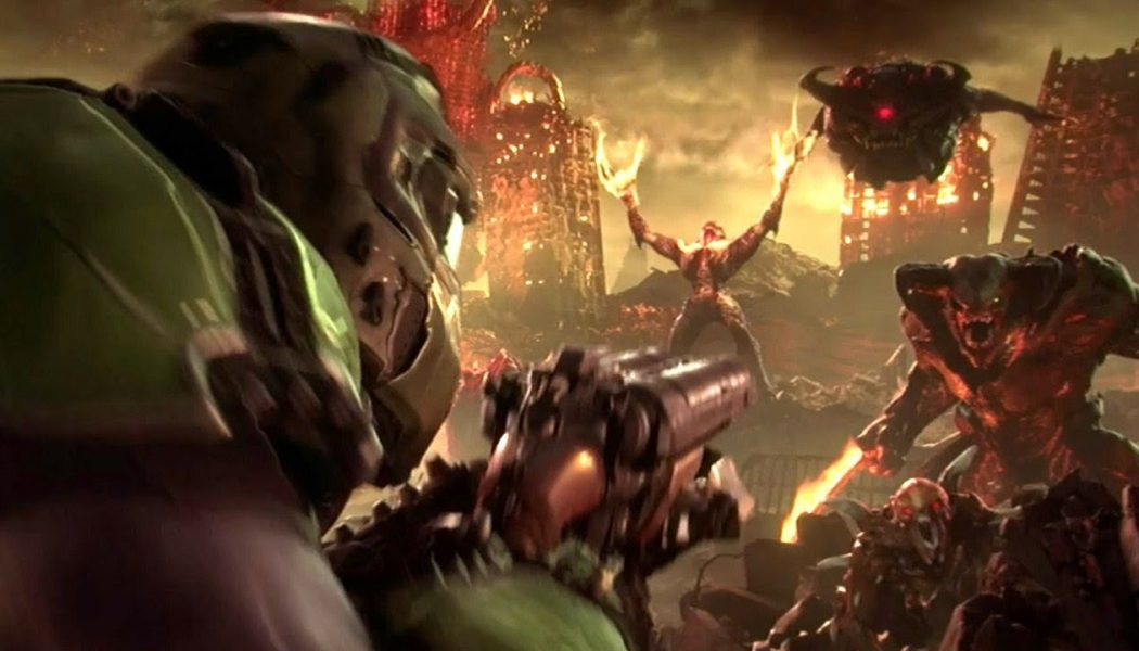 Tendremos libro de arte de DOOM Eternal