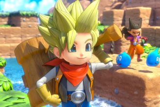 Ya está disponible Dragon Quest Builders 2