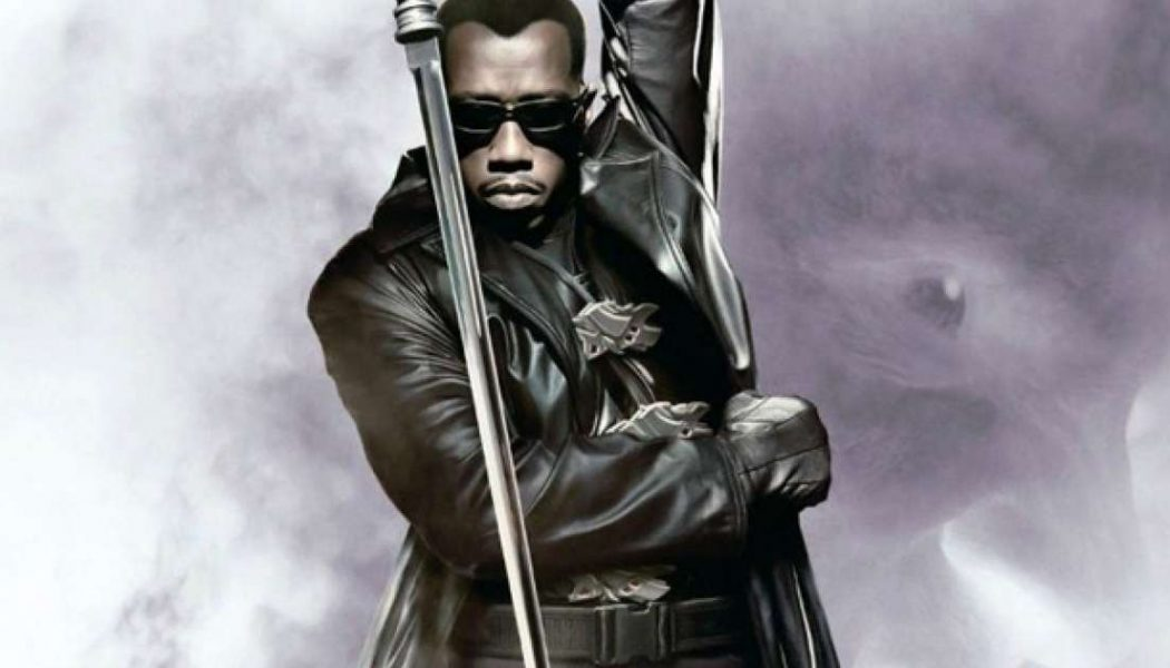 ¡Blade regresa! Comic-Con 2019