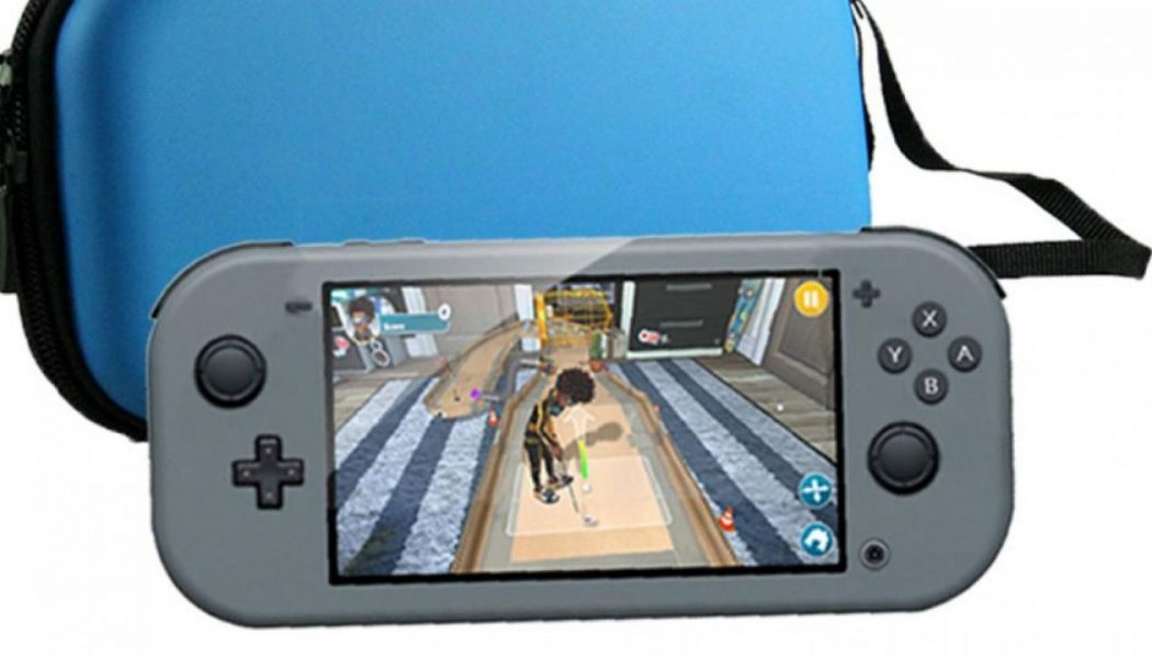 Nueva filtración del Switch Mini