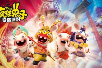 Rabbids Adventure Party podría llegar a occidente