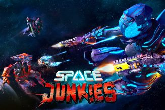 Ya esta disponible la beta de Space Junkies