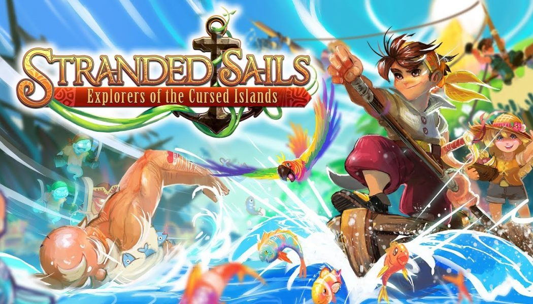 Stranded Sails – Explorers of the Cursed Islands es revelado para PC y consolas