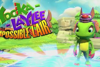 Se revela la fecha de lanzamiento de Yooka-Laylee and the Impossible Lair