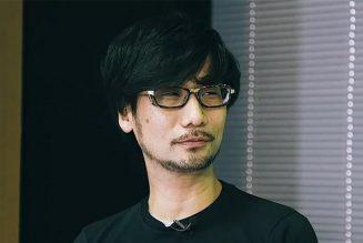 Hideo Kojima prestó su voz para «control»