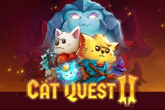 Cat Quest II revela nuevos tráilers con gameplay