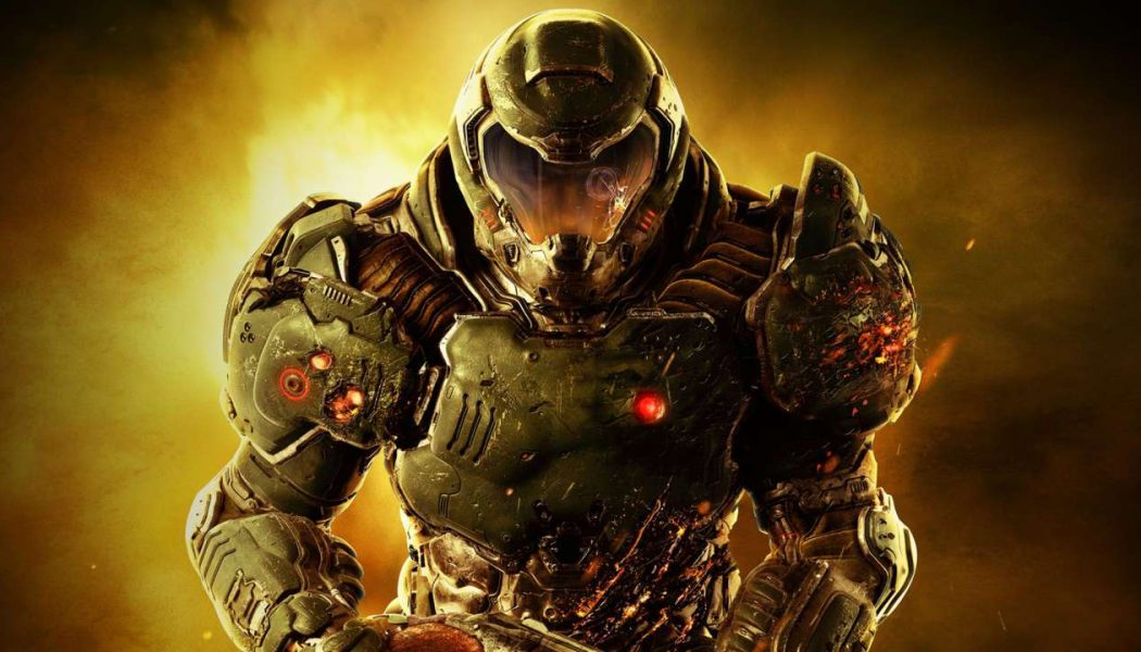 DOOM Eternal muestra gameplay del modo Battlemode
