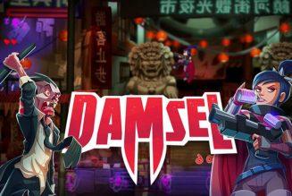 Mira el tráiler de lanzamiento de Damsel