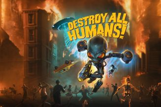 Conoce las ediciones de colección de Destroy All Humans!