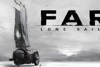FAR: Lone Sails es anunciado para Nintendo Switch