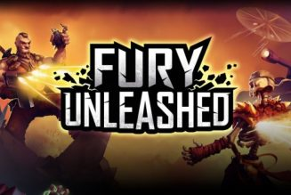 Juega dentro de un comic en Fury Unleashed