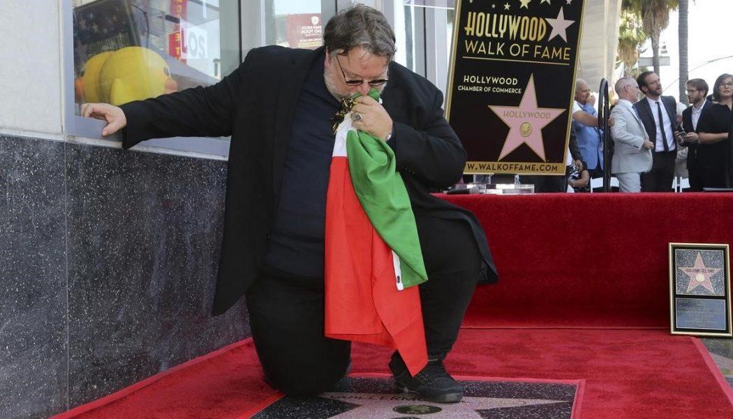 ¡Guillermo ya tiene su estrella en el paseo de la fama de Hollywood!