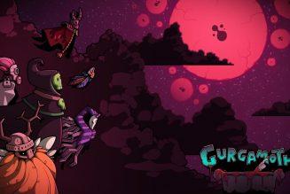 Conoce Gurgamoth un colorido indie multiplayer