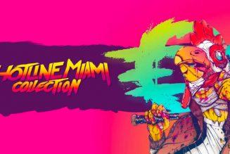 Hotline Miami Collection contará con edición física para Nintendo Switch