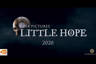 Little Hope, la segunda historia de The Dark Pictures se muestra en teaser
