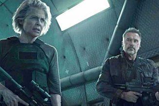 Sale nuevo tráiler y póster de Terminator: Dark Fate