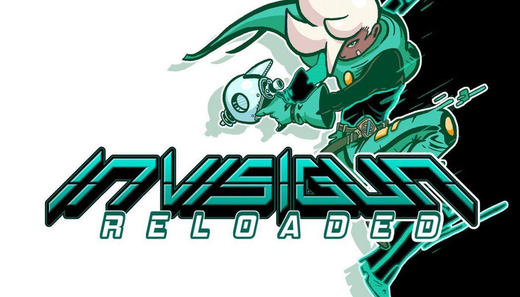 Invisigun Reloaded es anunciado para Switch