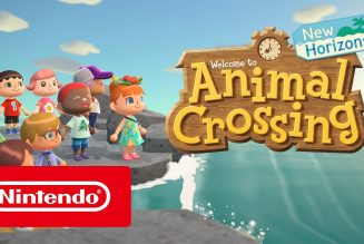 Nuevos detalles de Animal Crossing: New Horizons