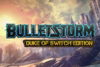 ¡Bulletstorm: Duke of Switch Edition ya está disponible!