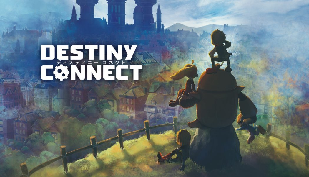 Destini Connect -Tick-Tock Traveles- muestra nuevo gameplay
