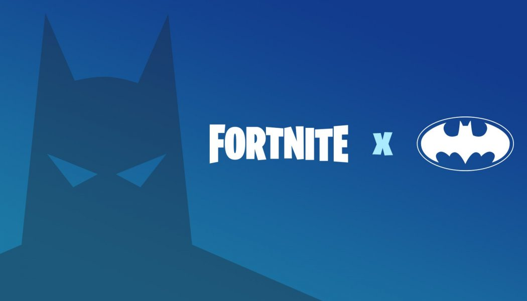 Se revela evento de Batman en Fortnite: Battle Royale