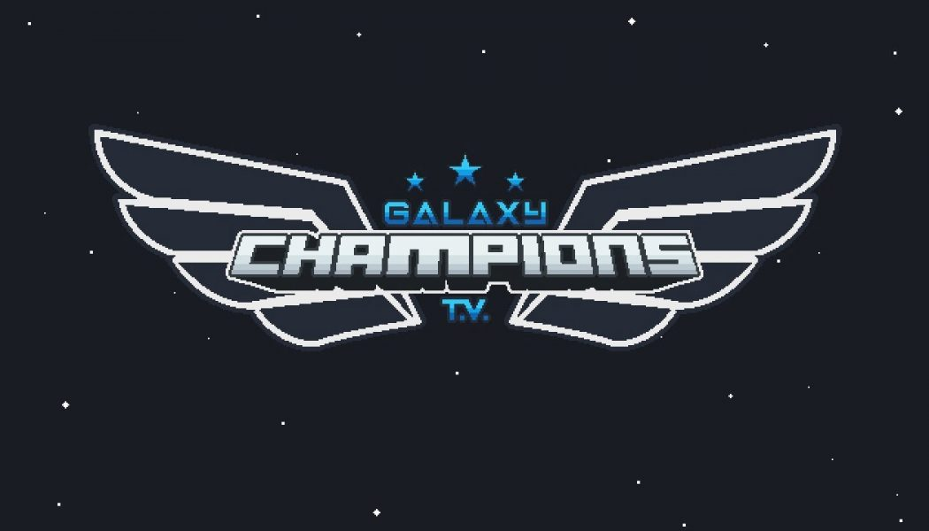 Galaxy Champions TV es anunciado para Nintendo Switch