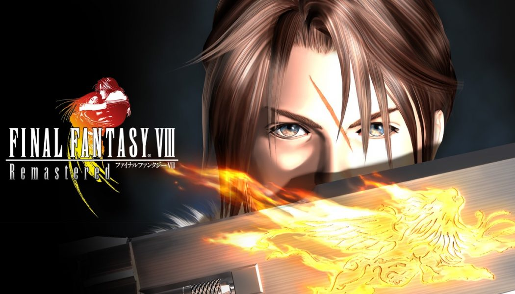 Ya está disponible «Final Fantasy VIII Remastered»