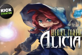 Anuncian Heart Forth, Alicia para Nintendo Switch